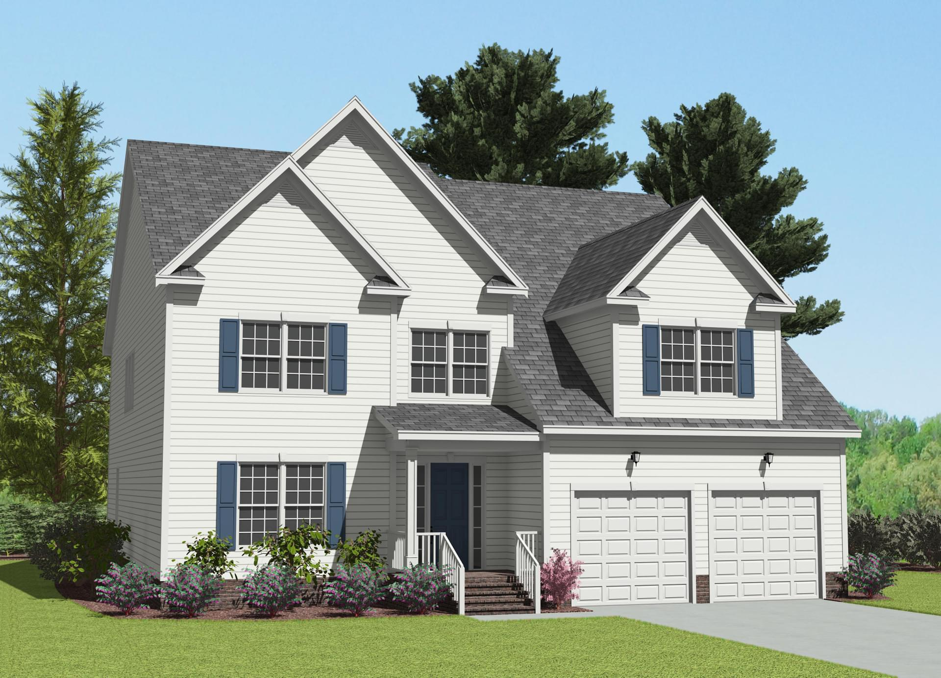 Morehead New Home in Cary