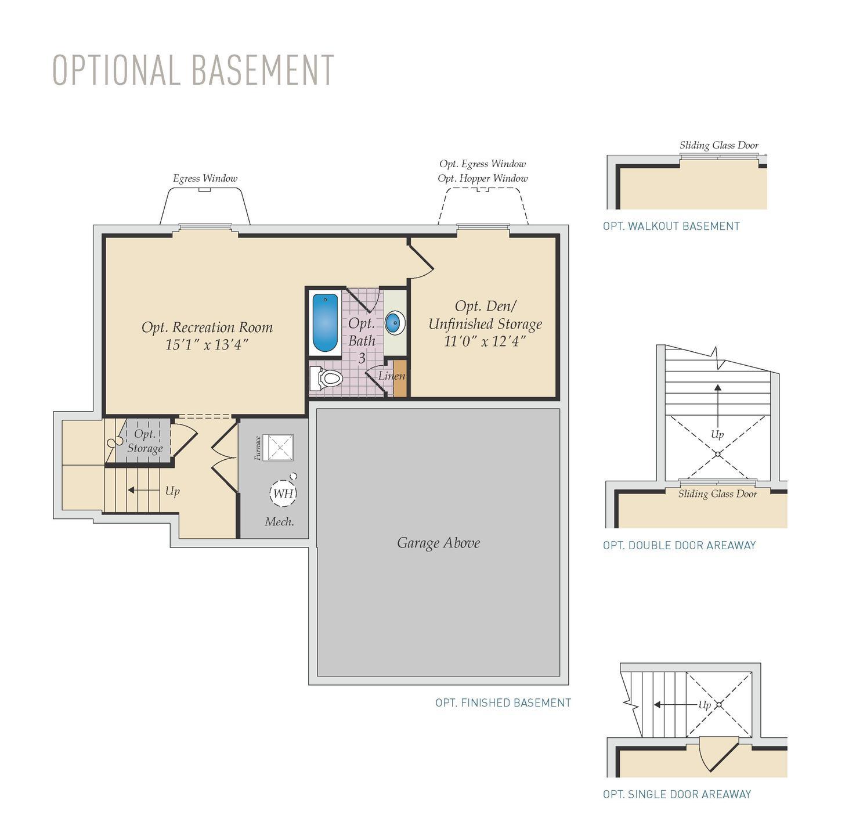 Optional Basement. Nanticoke Home with 3 Bedrooms