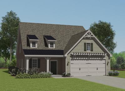 Custom Home in Angier NC