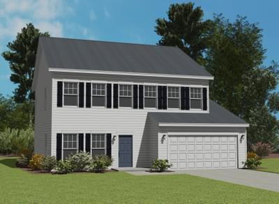 Custom Home in Ellendale DE