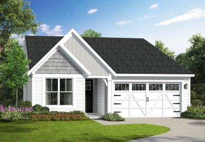 Custom Home in Milton DE