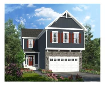 Amherst New Home Floorplan in Delaware