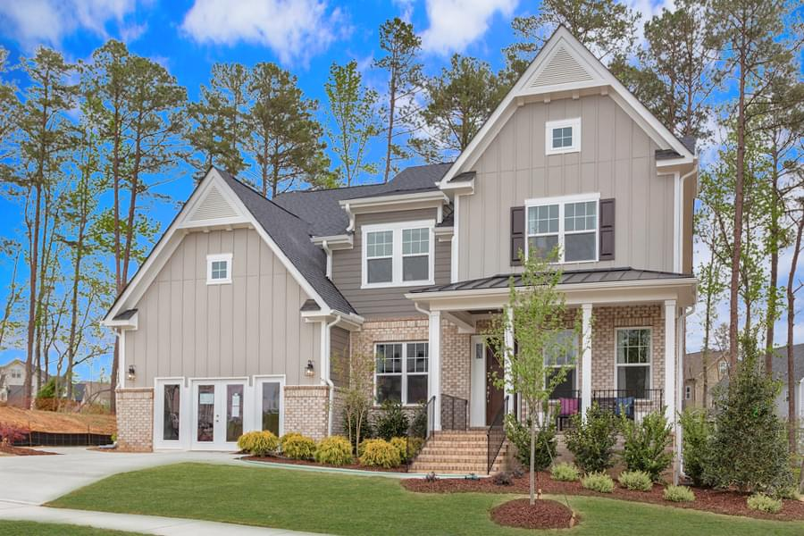Wellfield New Homes in Cary NC