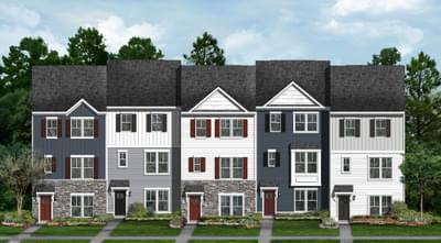 Wye - Rear Load New Homes for Sale in