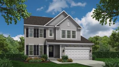 Custom Home in Silver Spring MD
