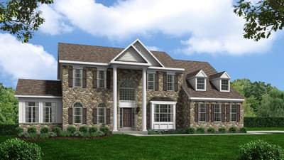 Custom Home in Annapolis MD