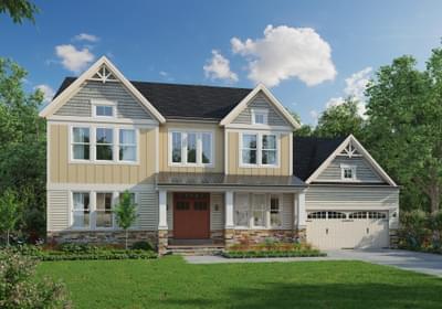 Custom Home in Parkton MD