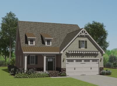 Custom Home in Hillsborough NC