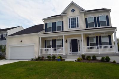 7678 Knotting Hill Lane, Port Tobacco, MD 20677 New Home for Sale in Port Tobacco MD