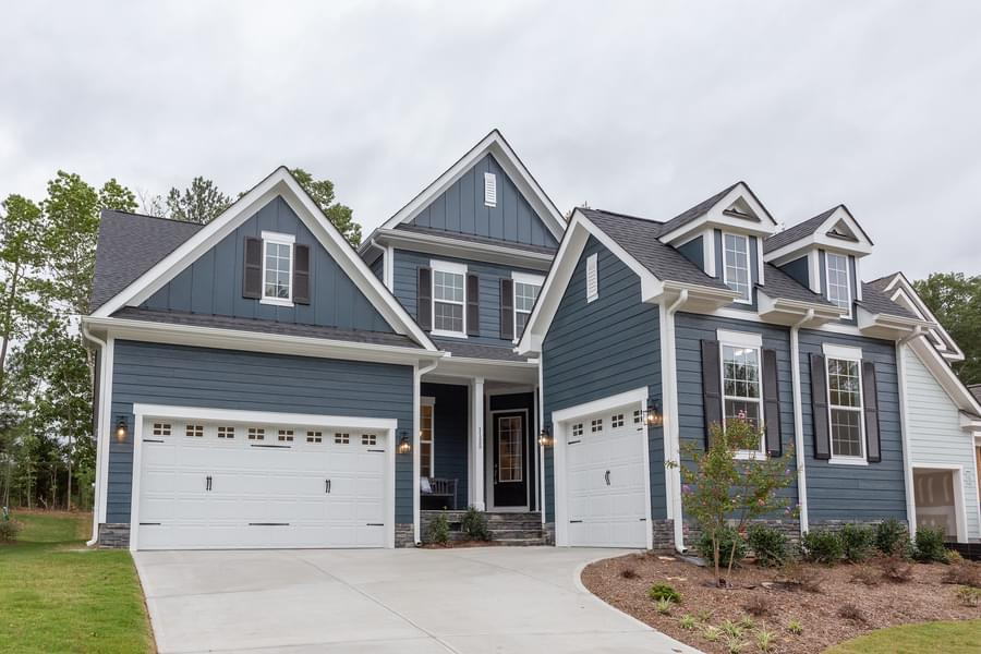 1421 Betasso Drive Cary NC New Home for Sale