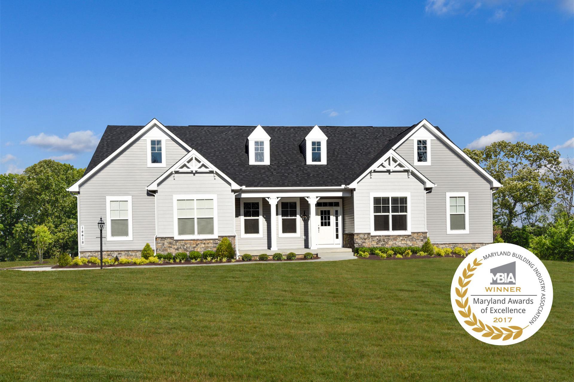 Baywood New Home in Pennsylvania