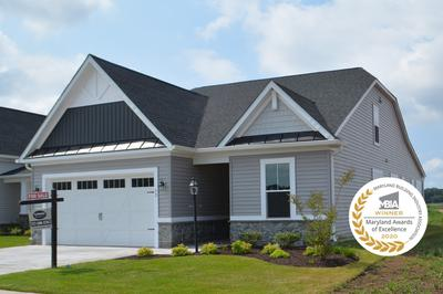 Ives New Home Floorplan in Maryland