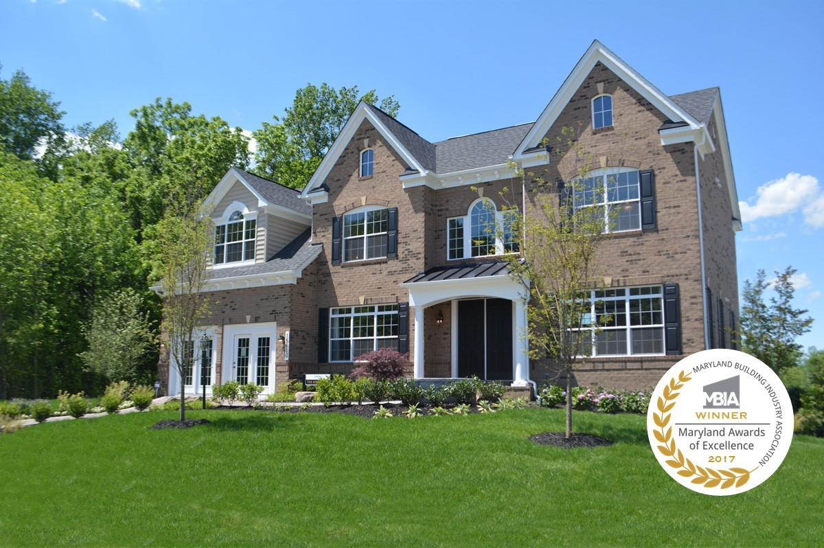 Kingsport New Home in Pennsylvania