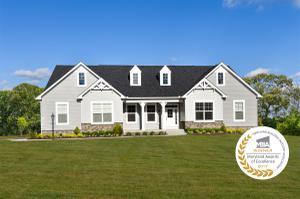 Baywood New Home Floor Plan