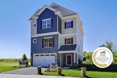 Harbor Master New Home Floorplan in Maryland