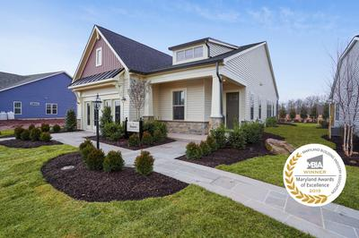 Hayes New Home Floorplan in Delaware
