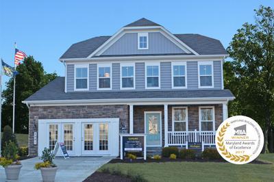 Michigan New Home Floorplan in Maryland