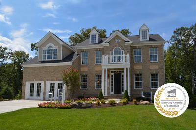 Princeton New Home Floorplan in Maryland