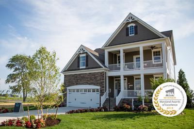 Seahawk New Home Floorplan in Maryland