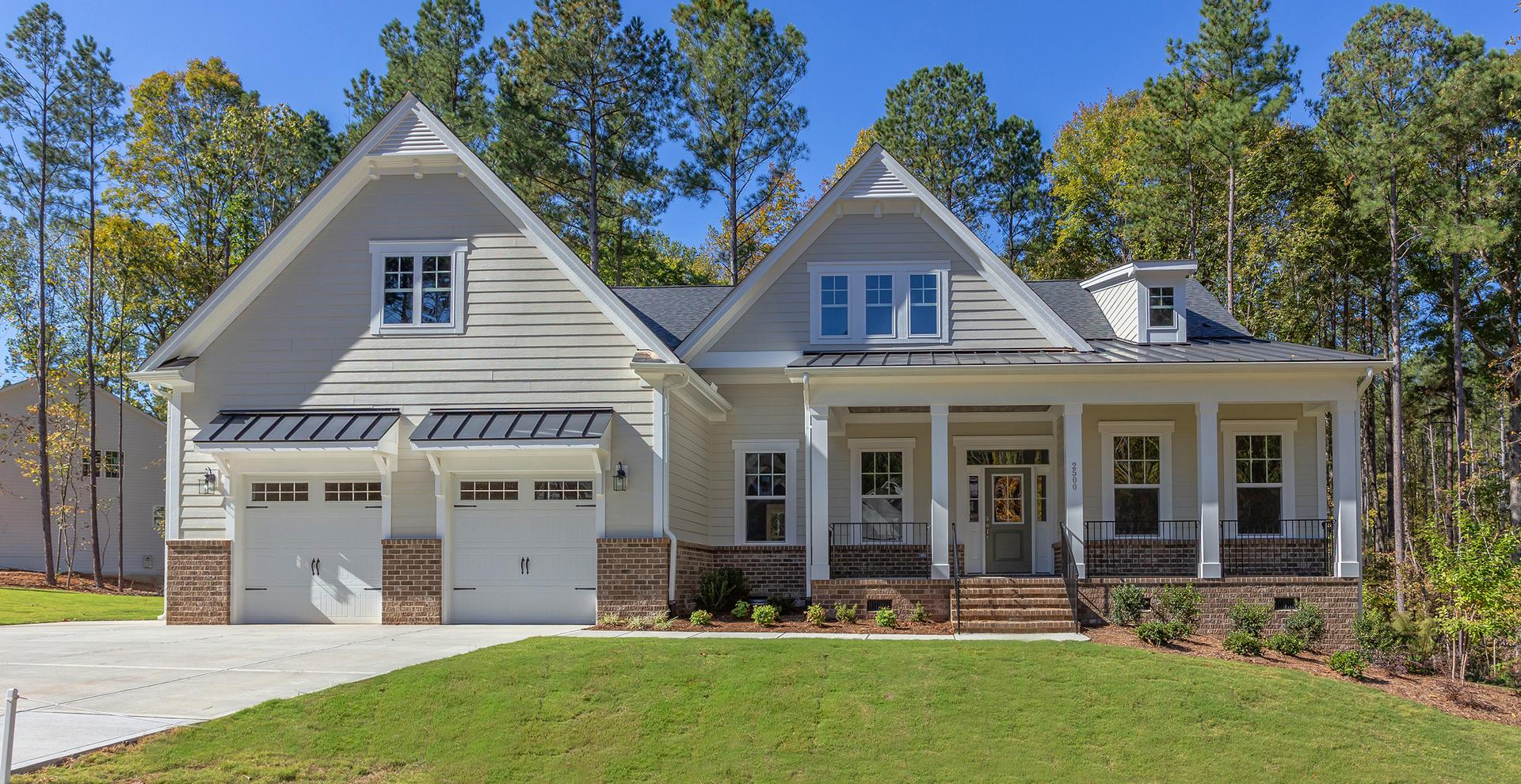 North Carolina New Homes for Sale