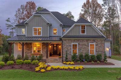 Custom Home in Apex NC