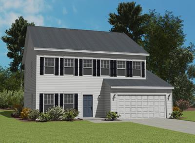 Custom Home in Greenwood DE