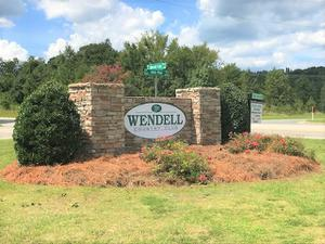 New Homes in Wendell, NC