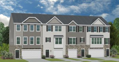 The Parc Townes at Wendell New Homes for Sale in Wendell NC