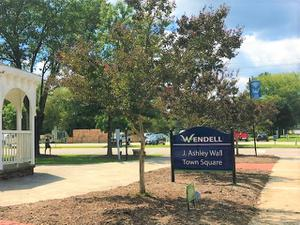 The Parc Townes at Wendell New Homes in Wendell, NC