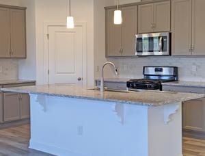 Kitchen. 1,409sf New Home