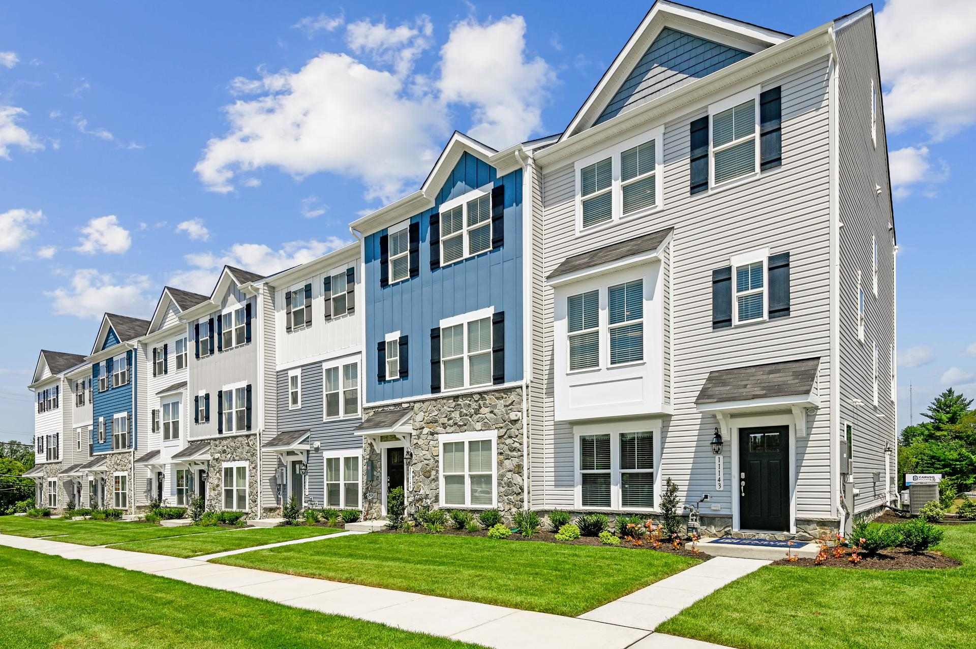 Radcliff Reserve New Homes in Owings Mills MD