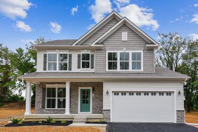 Deerfield New Home Floorplan in Maryland