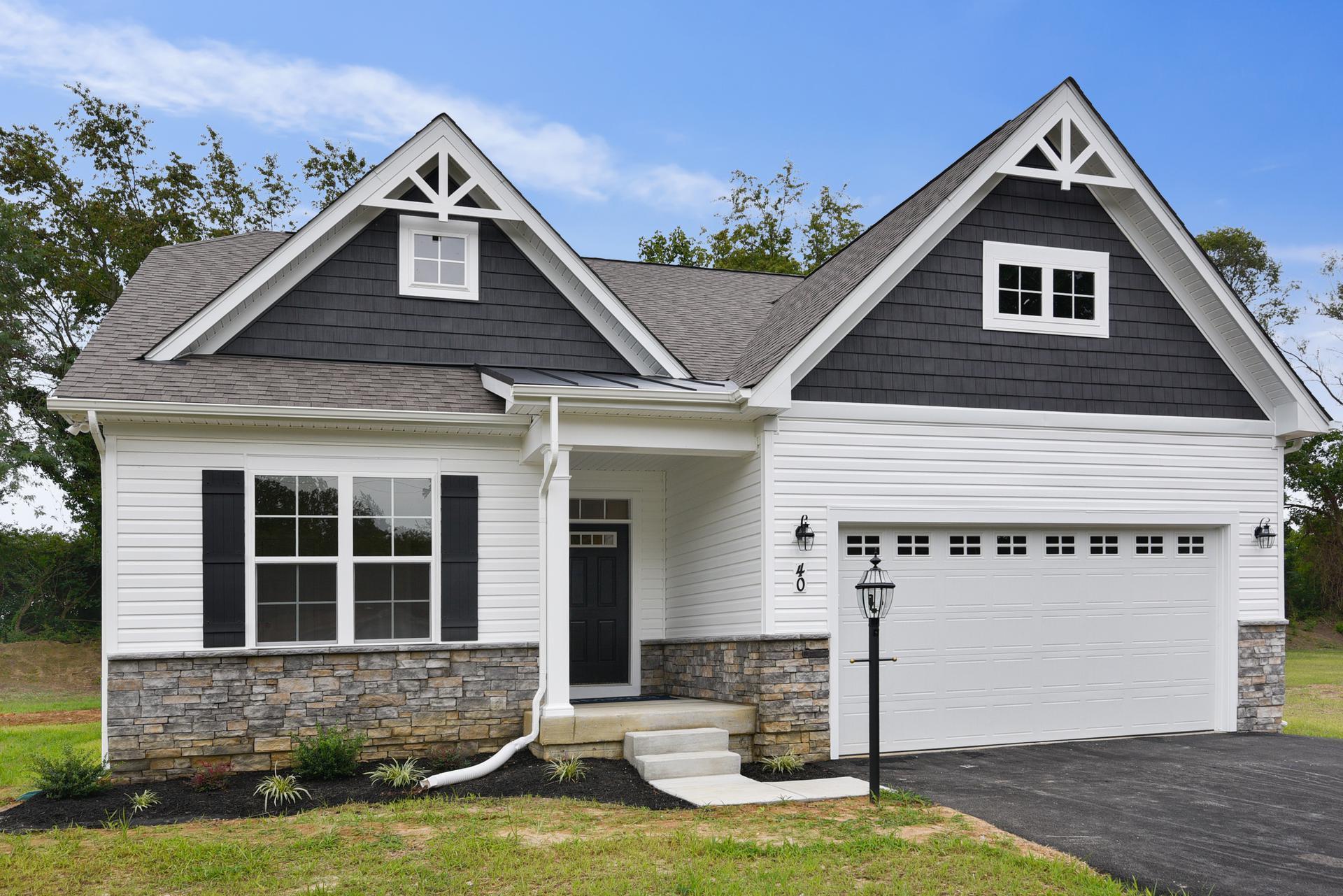 Ashland New Home in Pennsylvania
