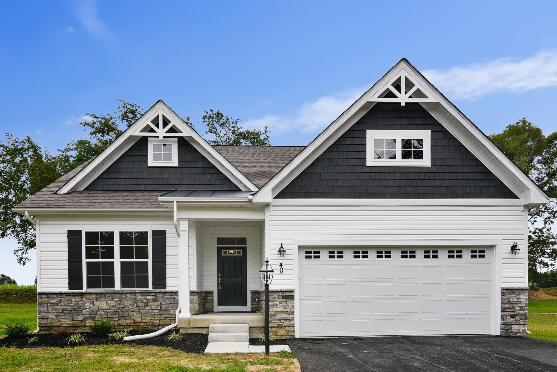 Quick Delivery Homes New Homes in Camden Wyoming DE