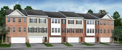 Patuxent - Front Load New Home Floorplan in Maryland