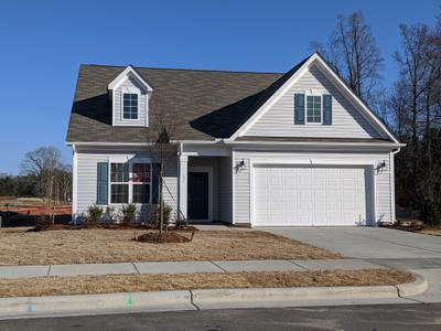 Custom Home in Sanford NC