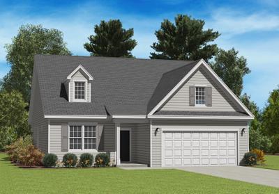 Ashland New Home Floorplan in Delaware