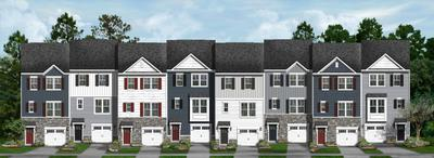 Wye - Front Load New Home Floorplan in Maryland