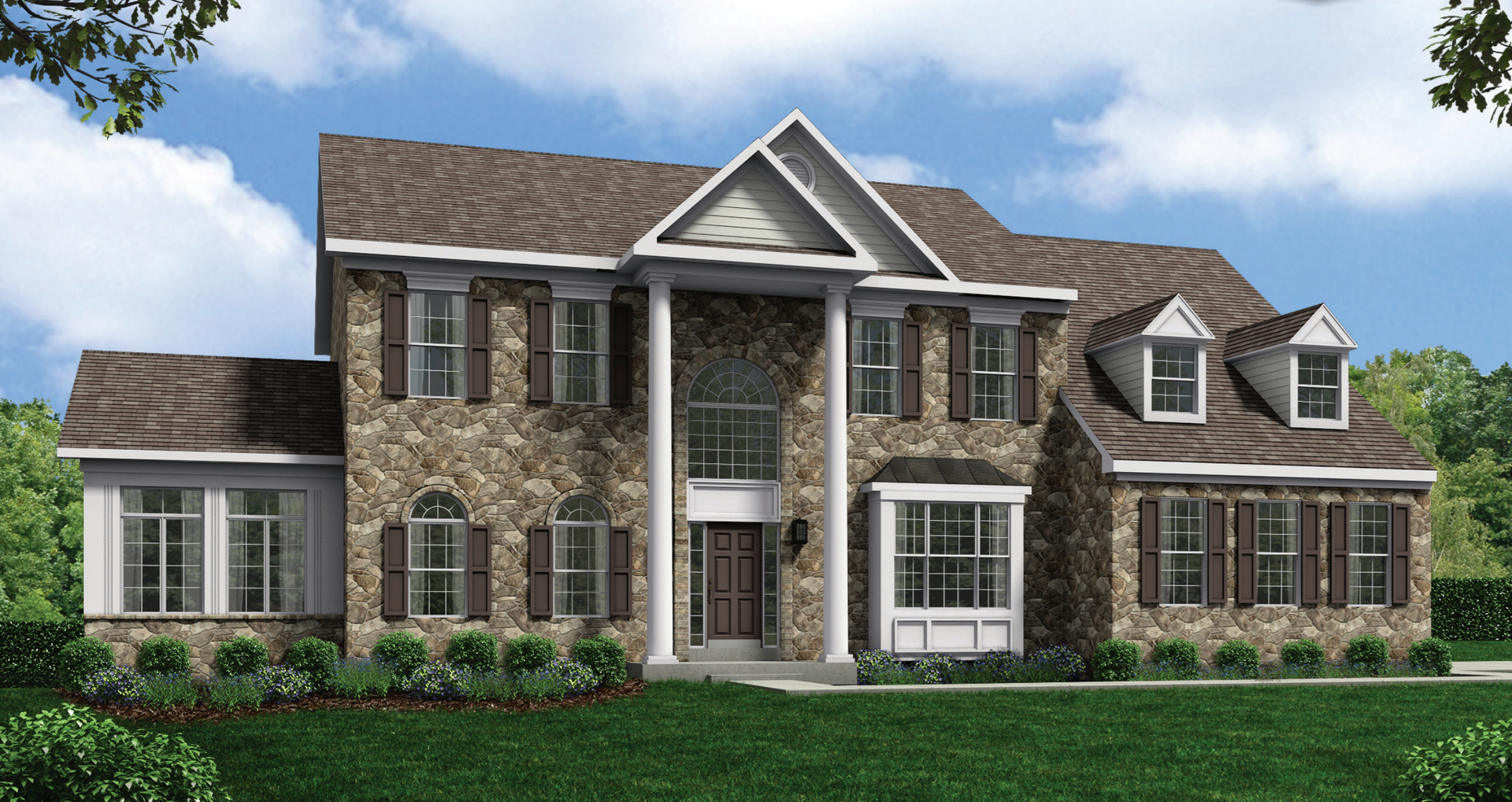 Kingsport New Home in Bowie