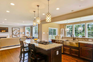 Wake Forest Home with 4 Bedrooms